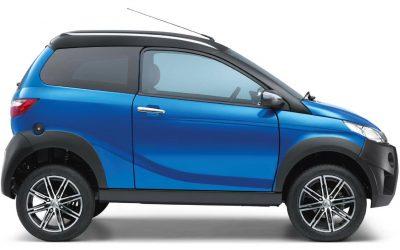 Autosalon Paris präsentiert den ersten AIXAM SUV