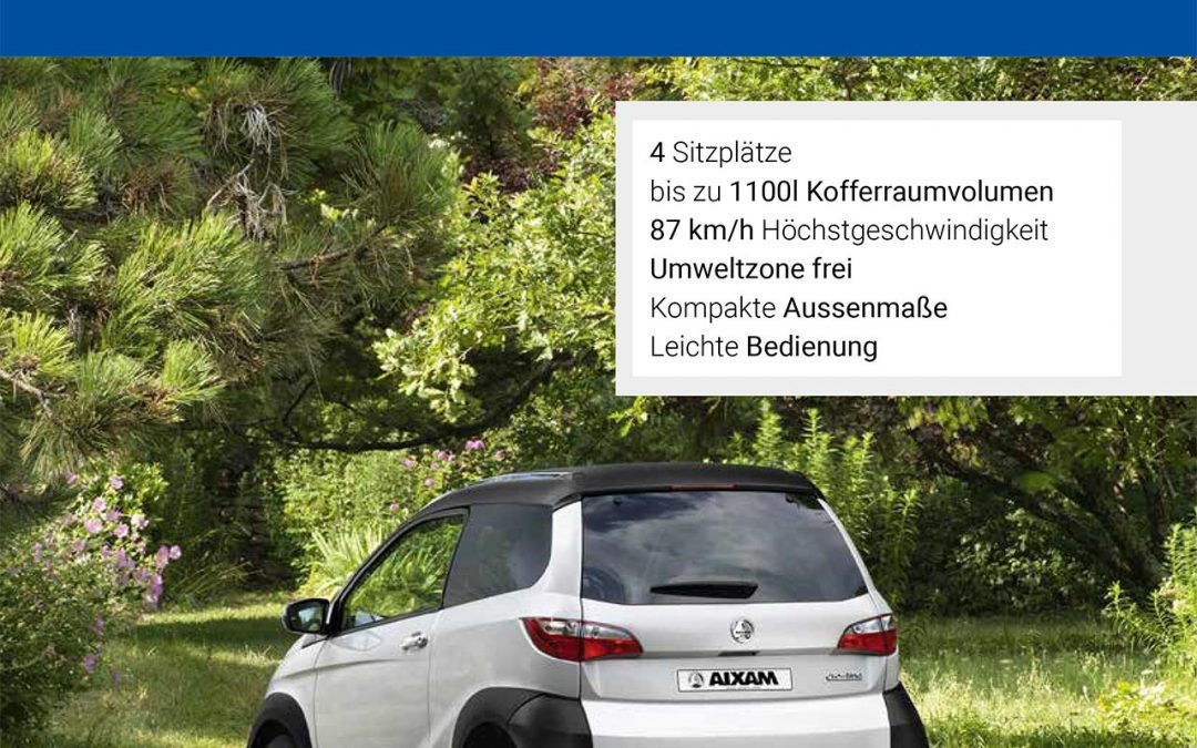 Crossline Premium GT - Aixamwelt
