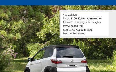 AIXAM Crossline Premium GT